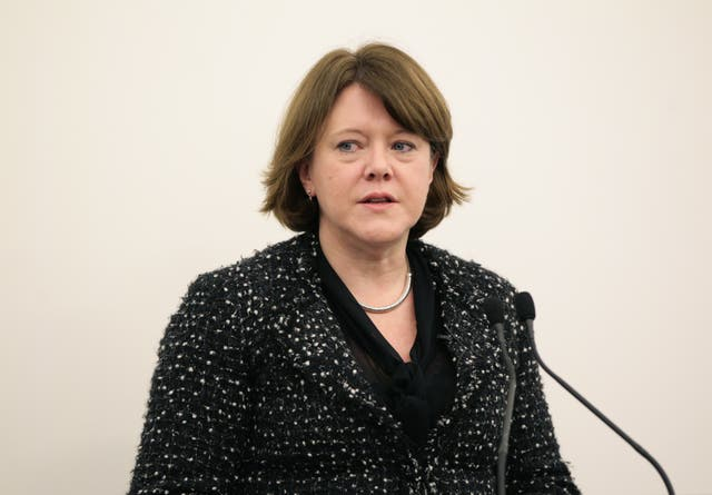 Maria Miller, who chairs the Women and Equalities Committee