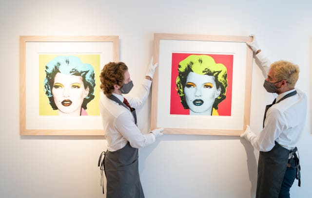 Banksy sale from Christie's