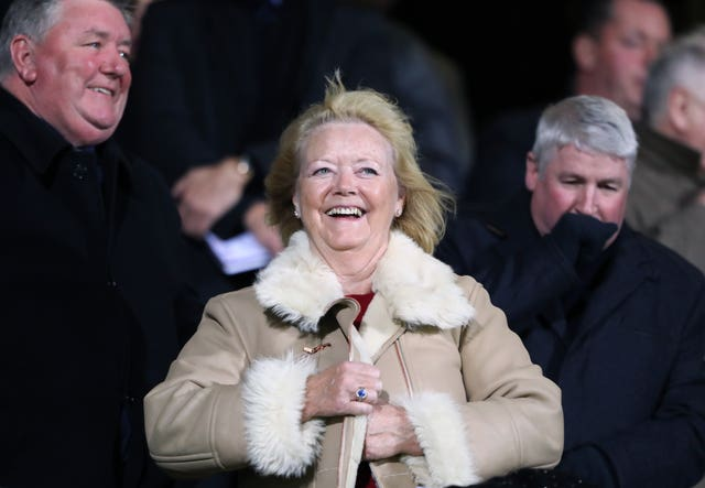 Ann Budge has started to take action at Hearts