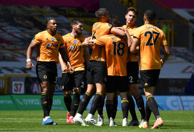 Wolves have found their form recently, including a 3-0 win over Everton