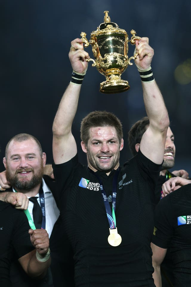 Rugby Union – Rugby World Cup 2015 – Final – New Zealand v Australia – Twickenham