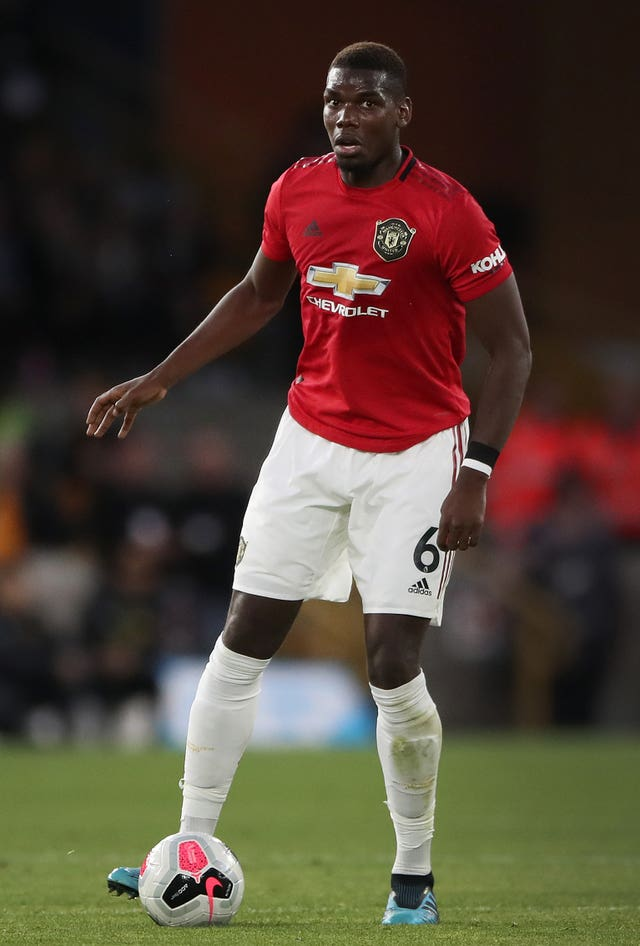 Paul Pogba aims to be ready when football resumes after the lockdown