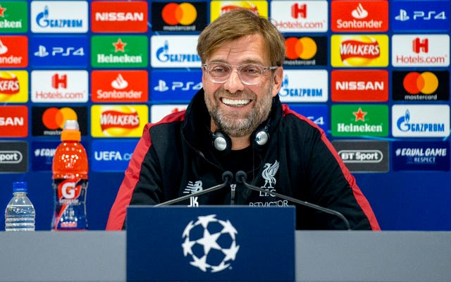 Liverpool manager Jurgen Klopp is hoping his side can have a good end to the season, if they do not end up with any silverware (