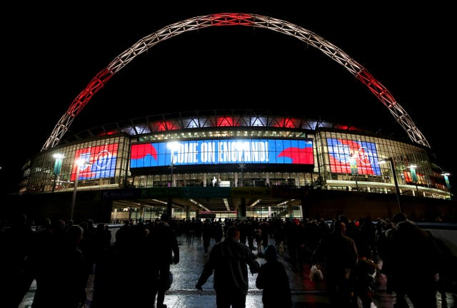 Wembley will host the Euro 2020 final on July 12 next year