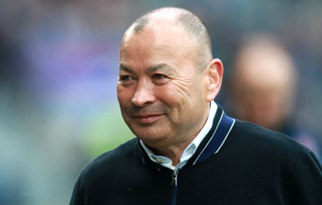 Eddie Jones celebrates a dominant period for English rugby