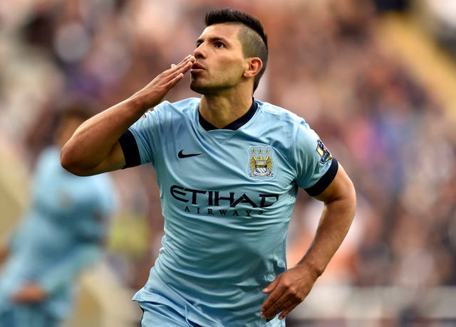 Aguero On this Day