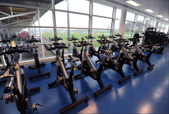 Gym and Medical Equipment Stock – St George's Park