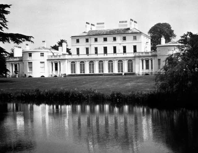 Frogmore HouseThe evening reception will be at Frogmore House (PA)