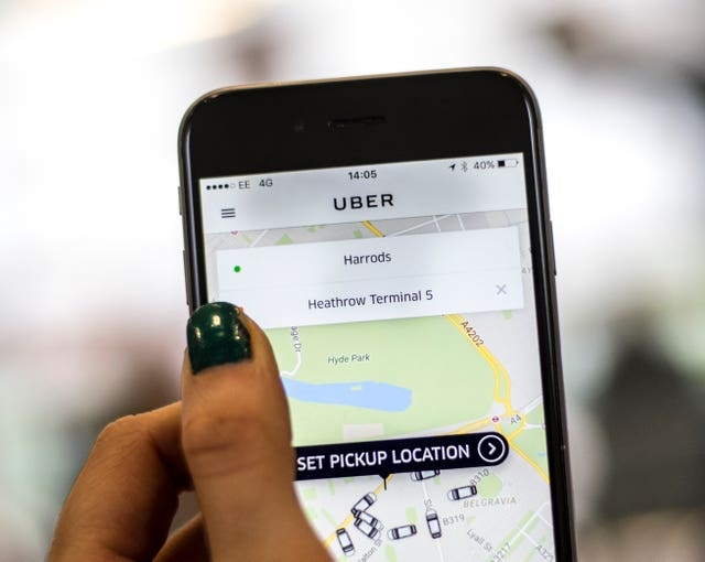 Uber accused by police