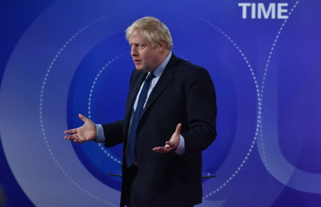 Boris Johnson answers questions