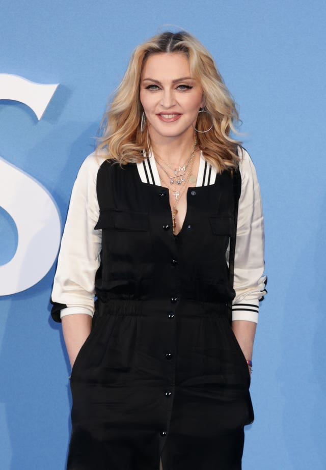 Madonna hits out at Donald Trump