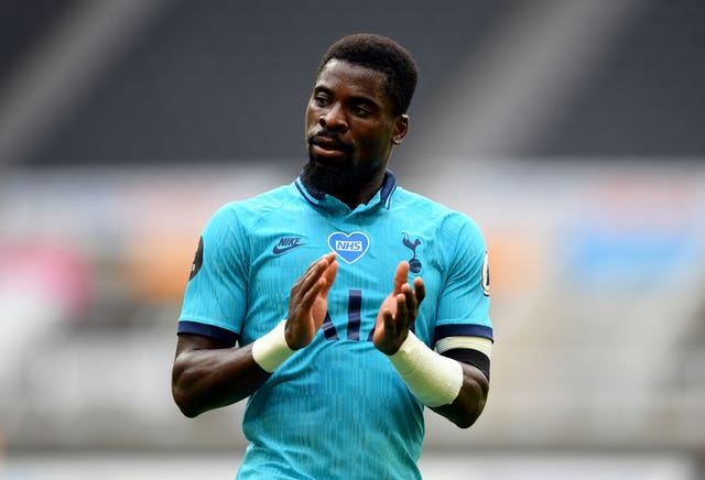 Serge Aurier is likely to be heading to the exit door at Spurs following the signing of Doherty.