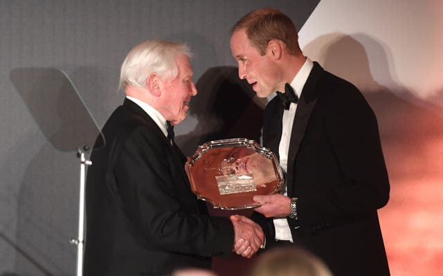 Tusk Conservation Award