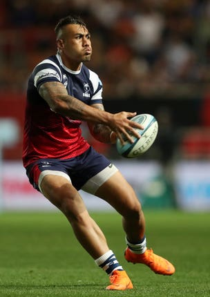 Bristol Bears v Bath Rugby – Gallagher Premiership – Ashton Gate Stadium