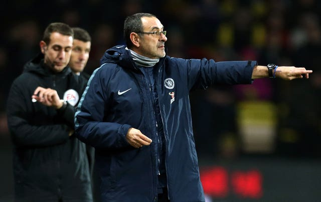 Maurizio Sarri wants discriminatory chants to be eradicated