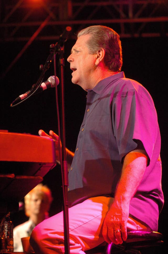Beach Boys singer Brian Wilson has recently undergone back surgery.