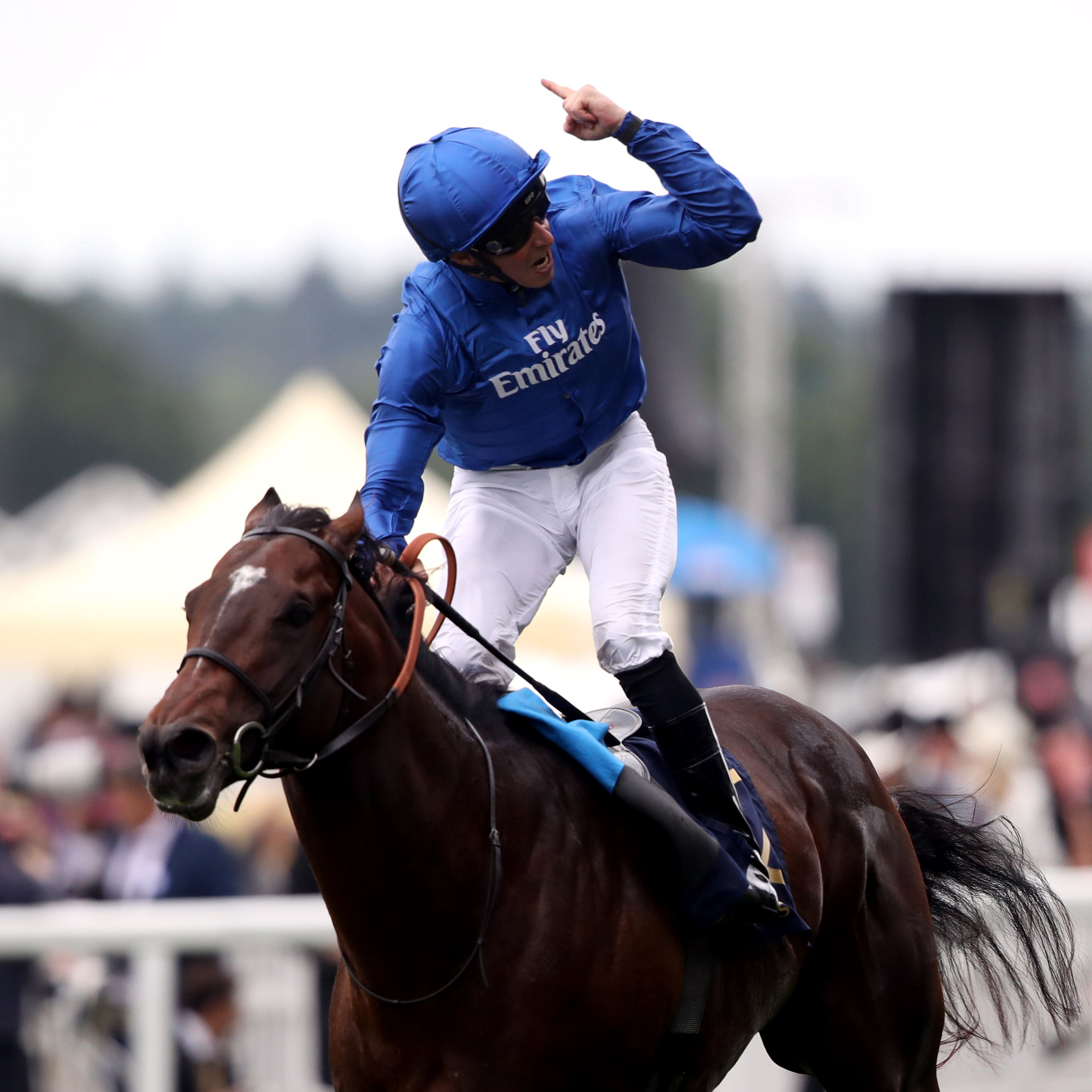 Blue Point was too good for Battaash at Royal Ascot last year