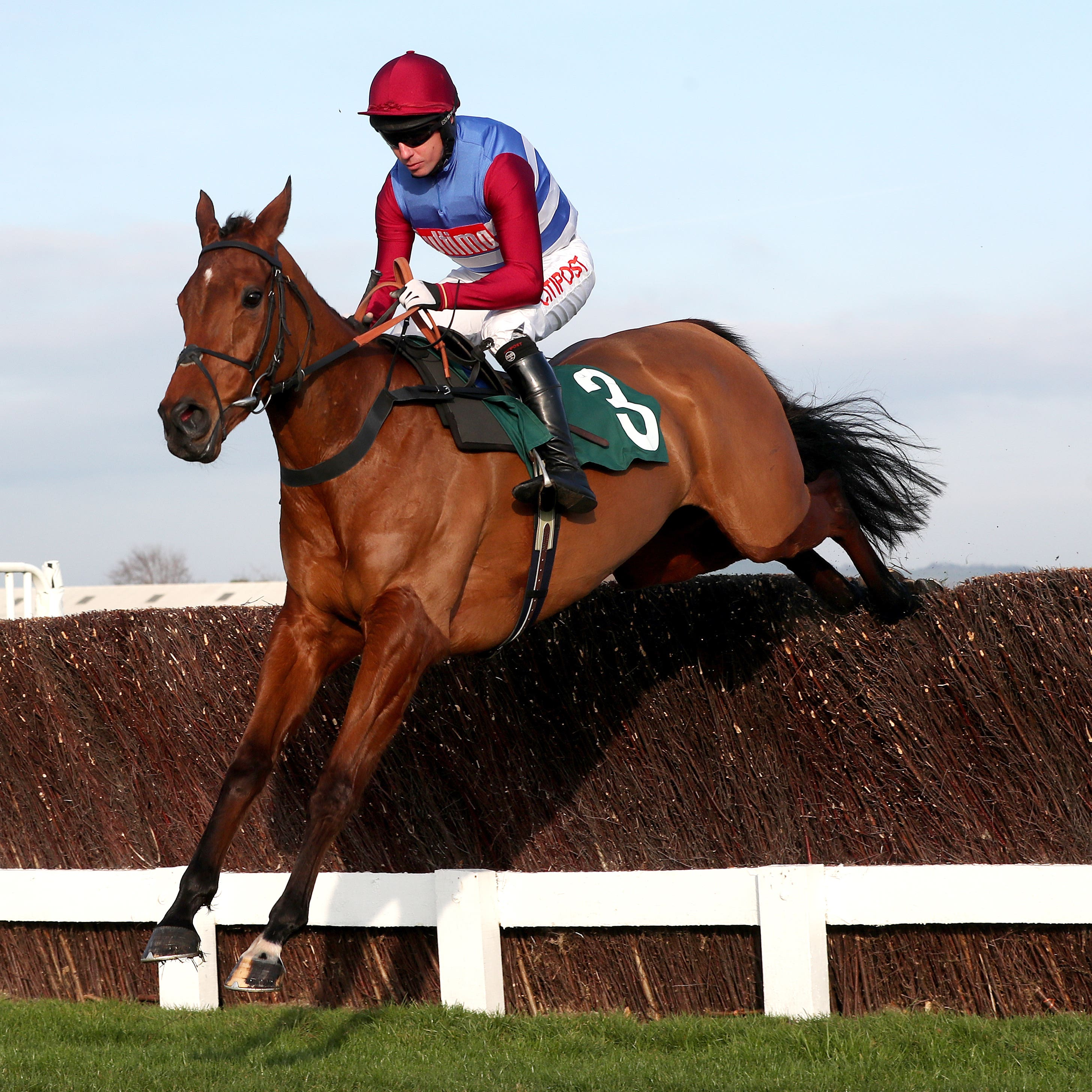 The Worlds End will be aimed at the Sodexo Reynoldstown Novices' Chase at Ascot