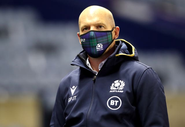 Scotland head coach Gregor Townsend has made four changes from the recent win in Wales.