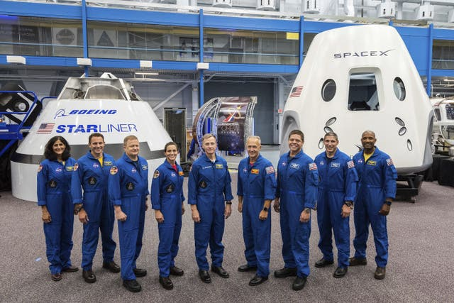 Commercial Space Astronauts