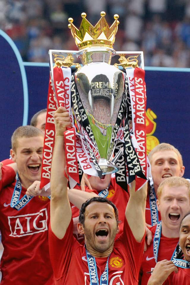 Ryan Giggs is a Manchester United great