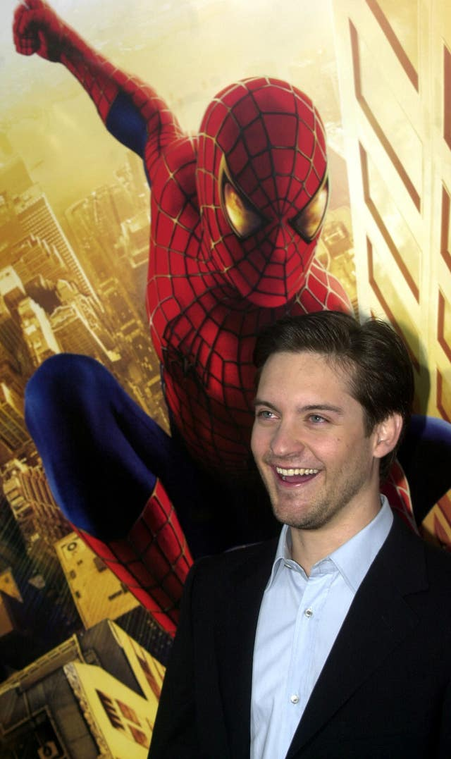 Spider-Man film premiere