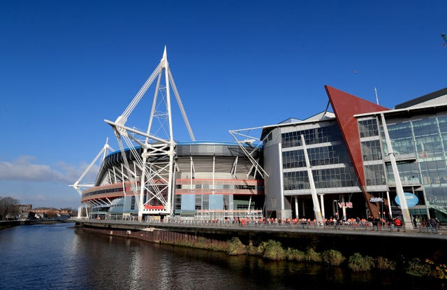 Principality Stadium File Photo