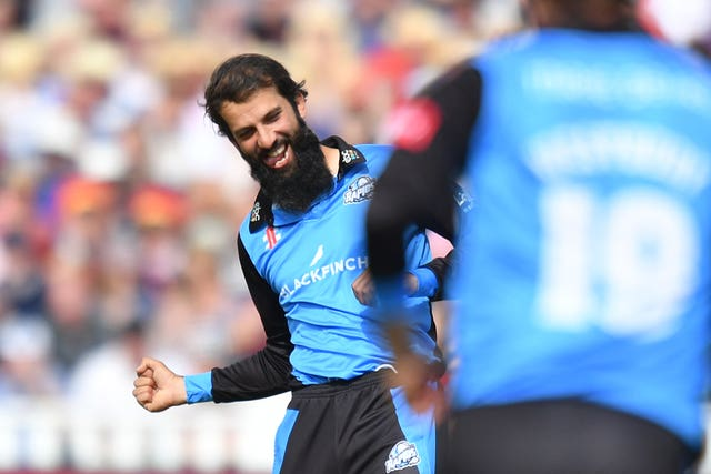 Worcestershire Rapids v Lancashire Lightning – Vitality T20 Blast – Semi Final – Edgbaston