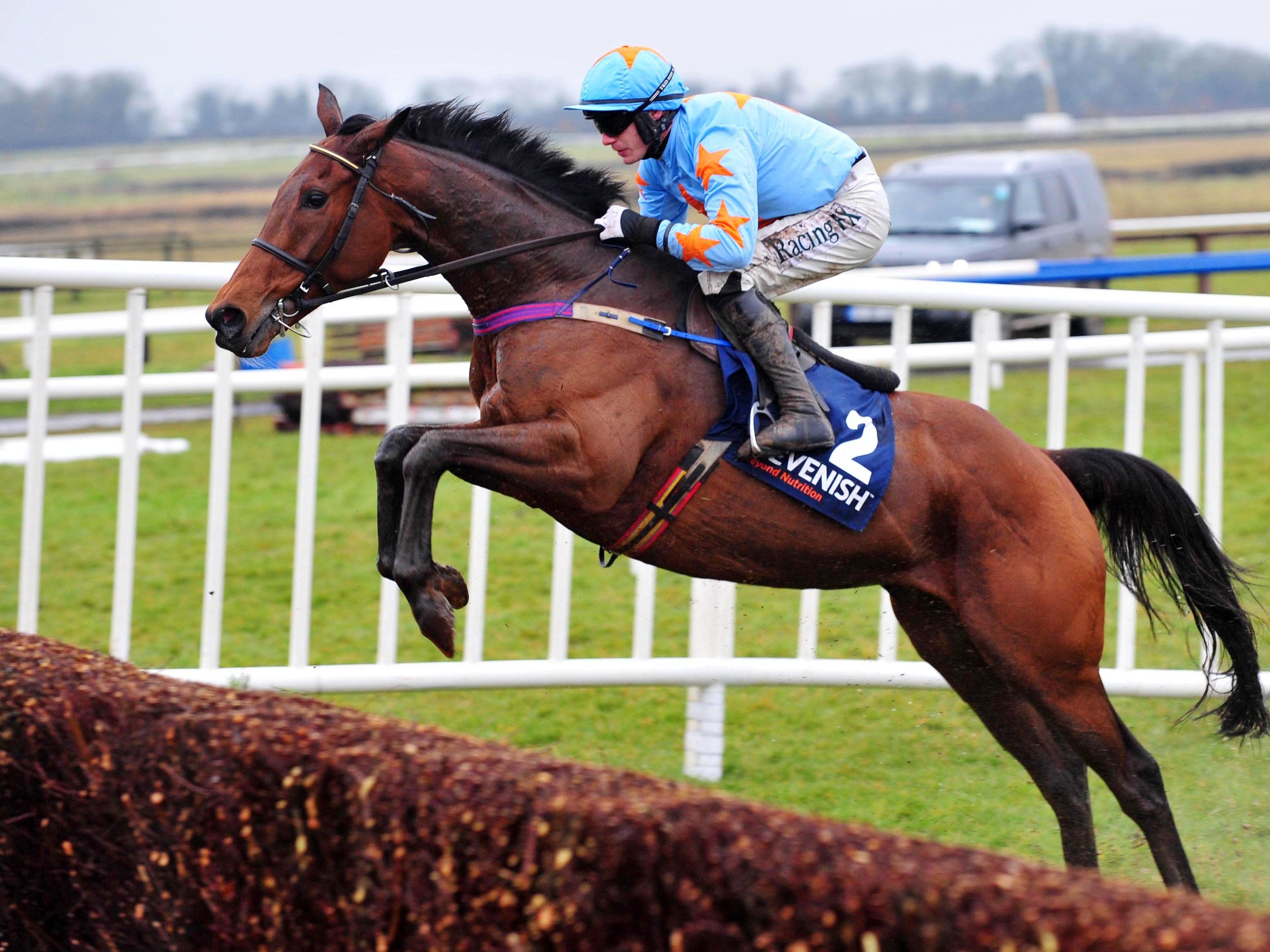Un De Sceaux faces a big task up against Douvan and Min