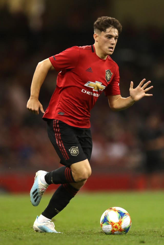 Manchester United v AC Milan – International Champions Cup – Principality Stadium