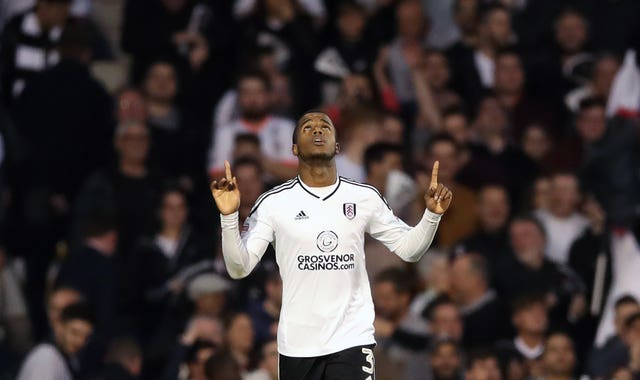 Fulham's Ryan Sessegnon may soon be part of the senior England squad (John Walton/PA).