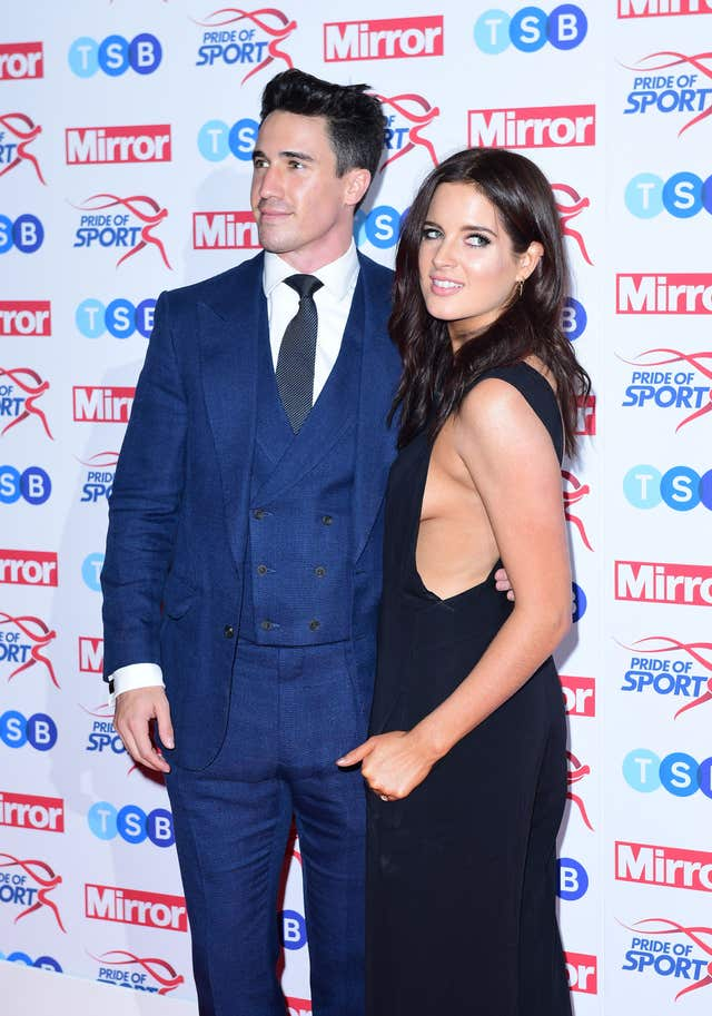 Josh 'JP' Patterson and Binky Felstead