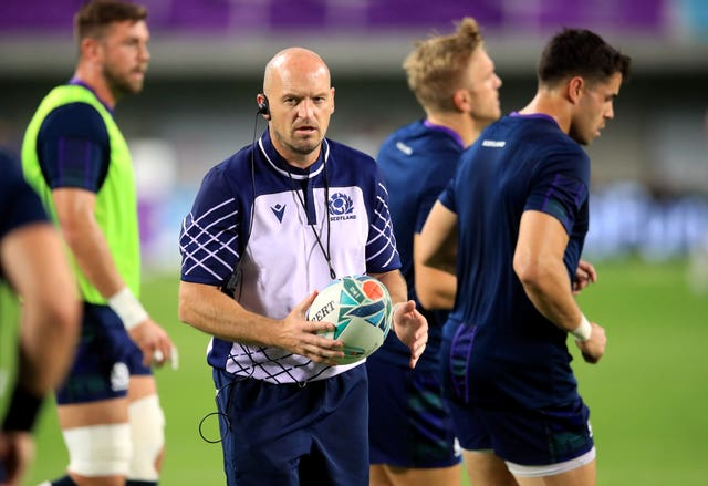 Scotland v Samoa – Pool A – 2019 Rugby World Cup – Misaki Stadium