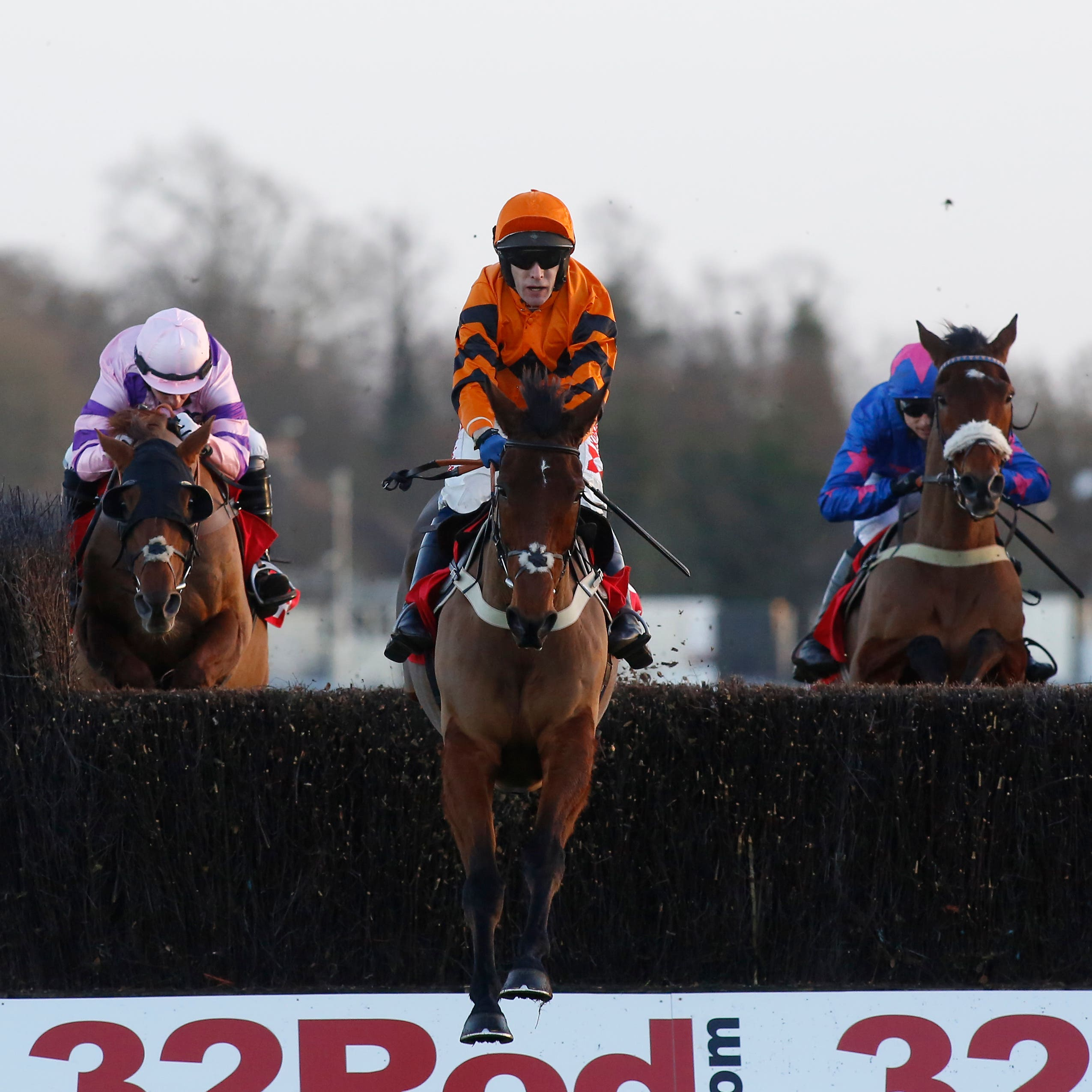 Thistlecrack is set to take on stablemate Native River