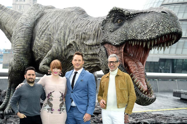 Jurassic World: Fallen Kingdom Photocall – London