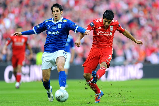 Soccer – Carling Cup – Final – Cardiff City v Liverpool – Wembley Stadium