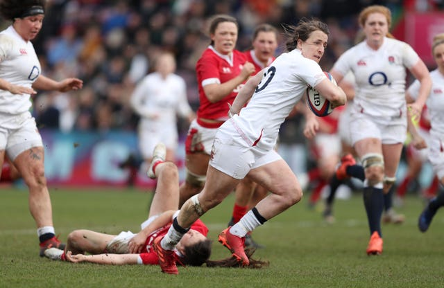 England v Wales – Women's Six Nations – Twickenham Stoop