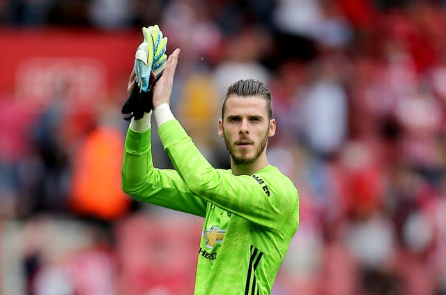 David De Gea is yet to sign a contract extension at Old Trafford