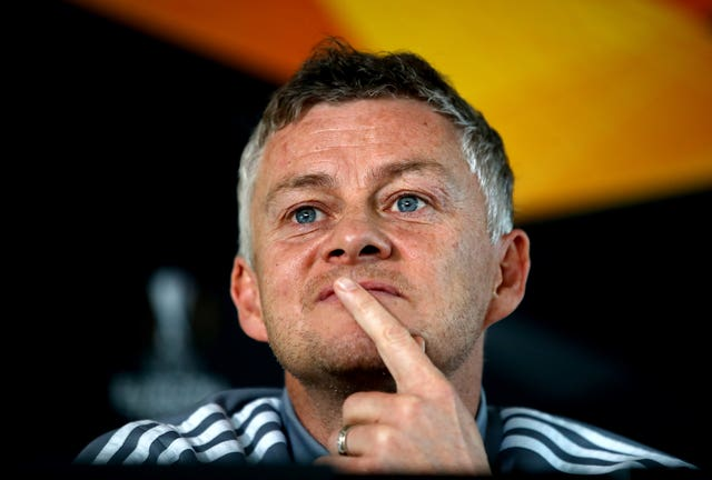 Ole Gunnar Solskjaer is looking to win his first title as Manchester United manager