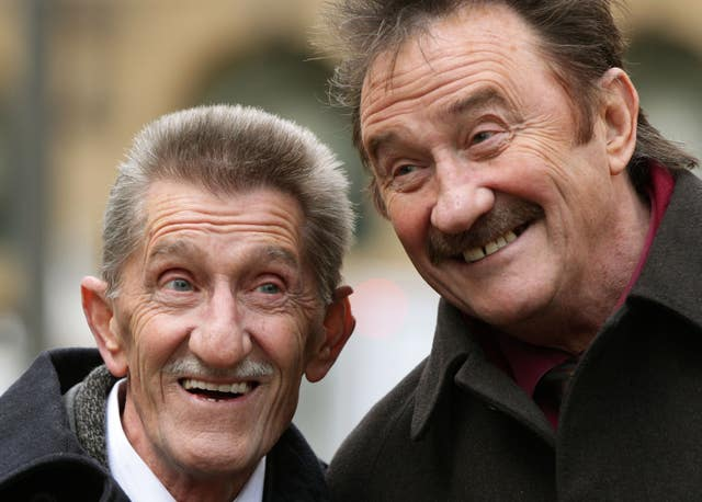 Barry and Paul Chuckle