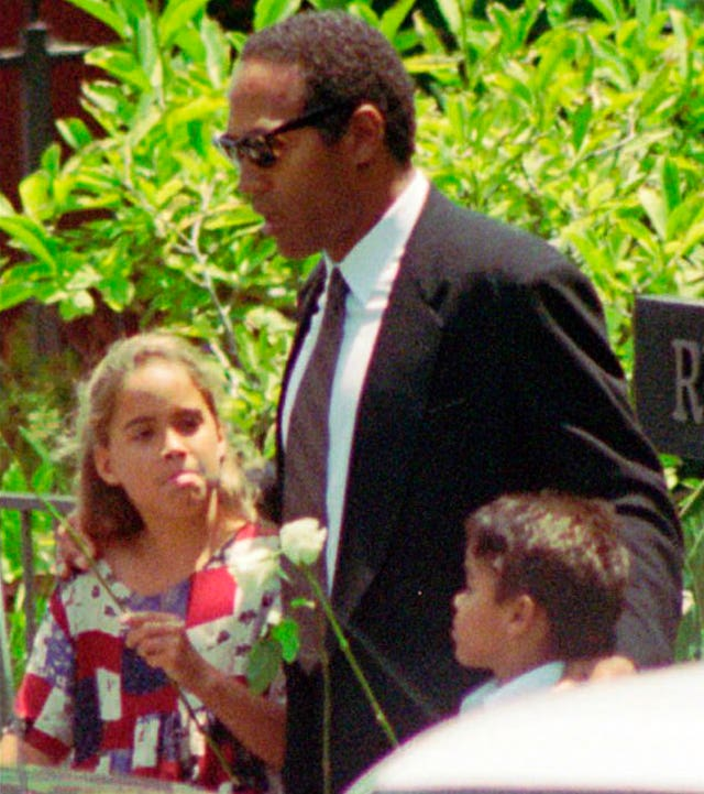OJ Simpson 25 Years AP Was There