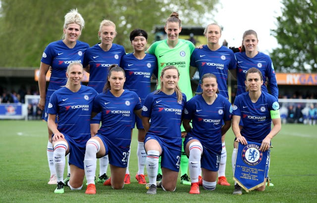 Chelsea Women will line up at Stamford Bridge for their opening game of the season against Tottenham on Sunday