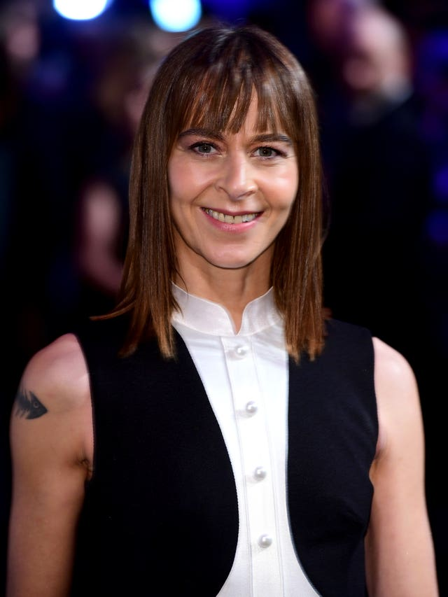 Kate Dickie is the most credited actress of the current decade