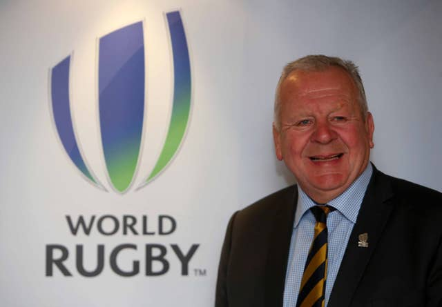 Bill Beaumont File Photo