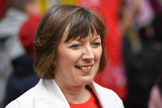 TUC general secretary, Frances O'Grady