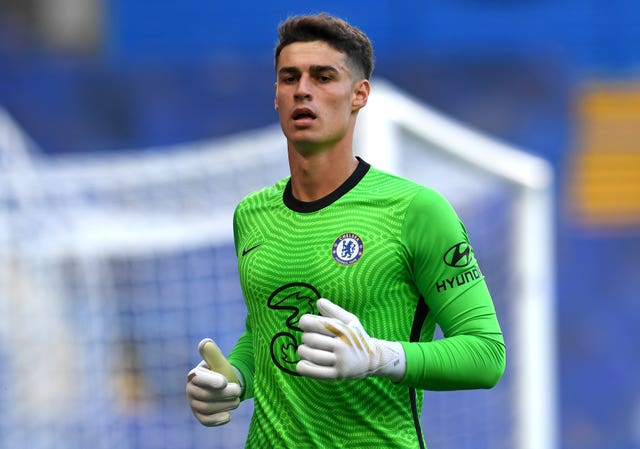 Kepa Arrizabalaga has struggled for form at Chelsea