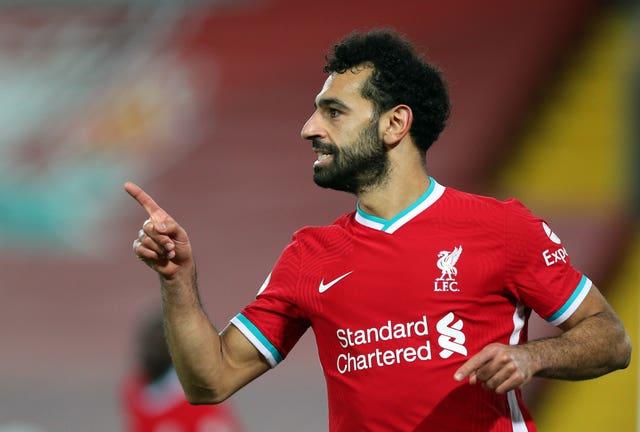 Salah has enjoyed his best start to a Premier League season
