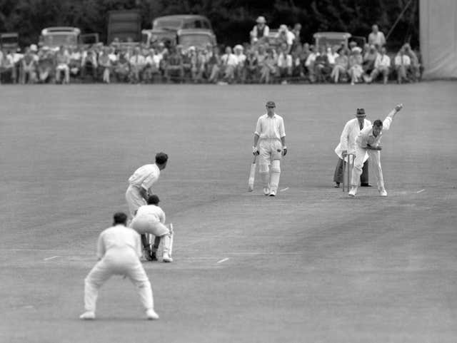 Alec Bedser was one of England's greatest bowlers