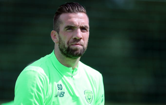 Shane Duffy has returned to fitness