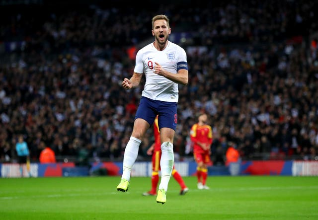 Harry Kane scored a hat-trick during Thursday's rout